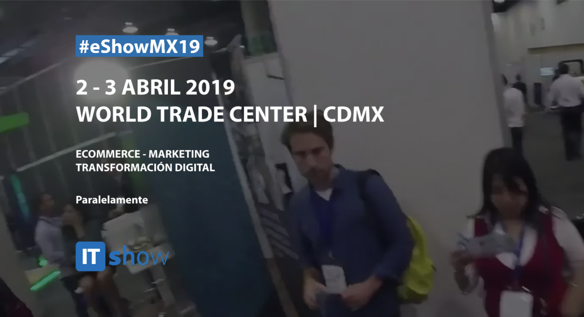 Participacion en el e-shomx19 world trade center 2-3 abril 2019