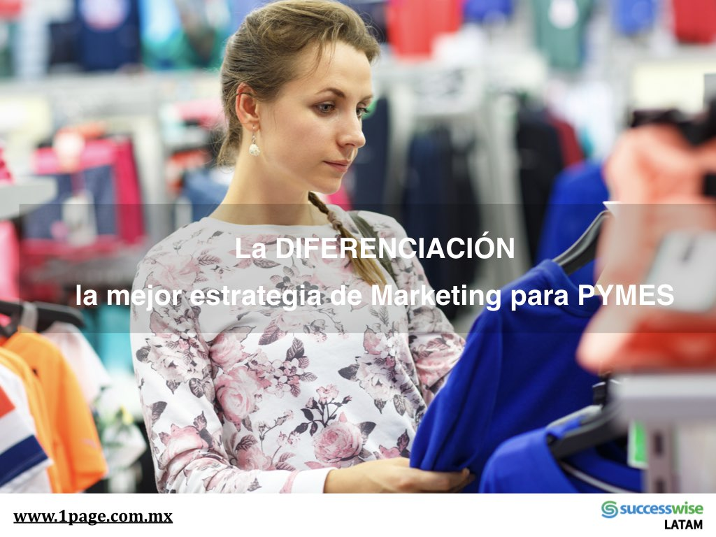 estrategia de Marketing para PYMES