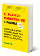 the-1-page-marketing-plan-libro-español